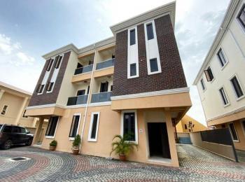New 5 Bedroom Semi Detached Duplex with Building Approval, Off Shoprite, Osapa, Lekki, Lagos, Detached Duplex for Sale