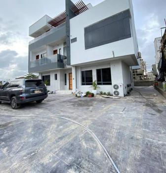 Luxurious 6 Bedroom Fully Detached  Duplex with Bq Available, Osapa, Lekki, Lagos, Detached Duplex for Sale