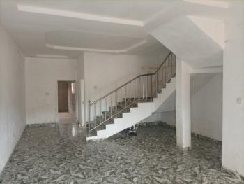 Uncompleted 4 Bedroom Terrace Duplex, Idu Industrial, Abuja, Terraced Duplex for Sale