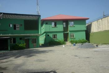 a Well Spacious Hotel Premises, 41b, Marine Road, Apapa Wharf, Apapa, Lagos, Hotel / Guest House for Rent
