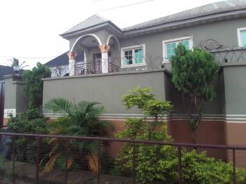 Sharp Looking 6 Bedroom Duplex with 4 No of 2 Bedroom Flat, Ejigbo, Lagos, Detached Duplex for Sale