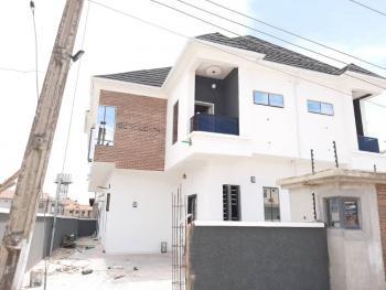 4 Bedroom Semi Detached House, Chevron Tollgate, Lekki Phase 2, Lekki, Lagos, Semi-detached Duplex for Sale