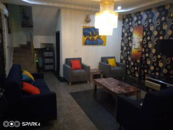 Luxury 4 Bedroom Apartment, Ikota Villa Estate, Ikota, Lekki, Lagos, Flat Short Let