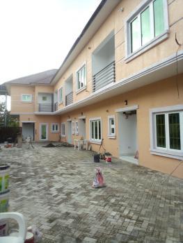 Luxurious Newly Built 2 Bedrooms Terrace Duplex, Casia Estate,l Opposite Corona School Abijo Gra, Sangotedo, Ajah, Lagos, Semi-detached Duplex for Rent