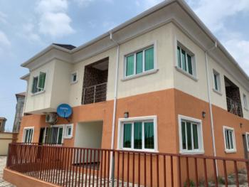 Spacious 4 Bedrooms Semi Detached Duplex with a Bq, Beside Davitech Filling Station, Oribanwa, Ibeju Lekki, Lagos, Semi-detached Duplex for Rent