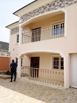 Executive Brand New 4 Bedrooms Detached Duplex, Lagos Business School, Olokonla, Ajah, Lagos, Detached Duplex for Rent