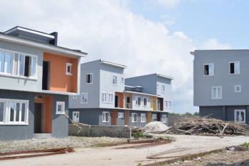 Shell Structure Apartments in an Estate, After Awoyaya, Oribanwa, Ibeju Lekki, Lagos, Terraced Duplex for Sale