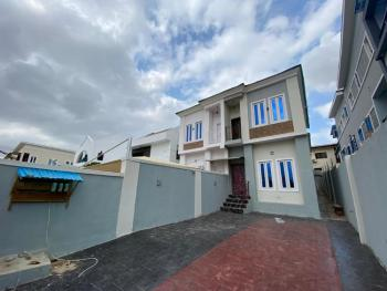 Brand New 4 Bedroom Semi-detached Duplex with a Room Bq, Allen, Ikeja, Lagos, Semi-detached Duplex for Sale