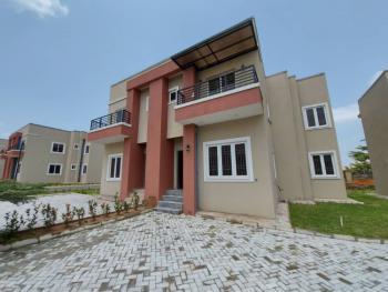 Urban Shelter 4 Bedroom Duplex, Opposite Ebaeno Junction Off Efab Estate, Lokogoma District, Abuja, Semi-detached Duplex for Sale