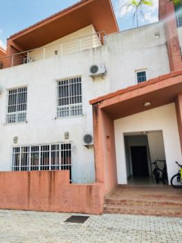 Serviced 3 Bedroom Maisonette, Katampe Extension, Katampe, Abuja, Terraced Duplex for Rent