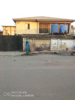 Standard Block of 4 Flats with C of O. Good for All Purposes, By Round About, Akowonjo, Alimosho, Lagos, Block of Flats for Sale