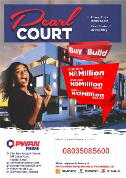 Pearl Court Estate, Powe Village, Eluju, Ibeju Lekki, Lagos, Residential Land for Sale