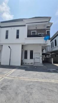 Angel Courts; Exuisitely Built 4 Bedroom Semi Detached Duplex with a Bq, Near Chevron Second Toll Gate, Lekki Phase 2, Lekki, Lagos, Semi-detached Duplex for Sale