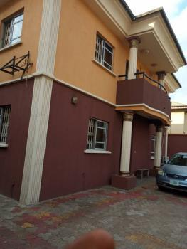 4 Units of Spacious 3 Bedroom Flats on 685.596sqm, Gra  Scheme 1 Estate, Oko-oba, Agege, Lagos, Block of Flats for Sale