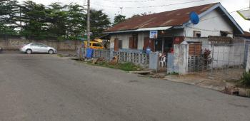 Bungalow on a Full Plot of Land, Little Road /harvey Road Behind The Place Restaurant, Sabo, Yaba, Lagos, Mixed-use Land for Sale