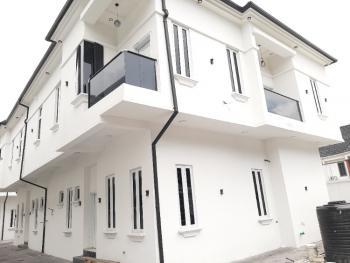 Newly Built 4 Bedroom Semi Detached House, Chevron Tollgate, Lekki Phase 2, Lekki, Lagos, Semi-detached Duplex for Sale