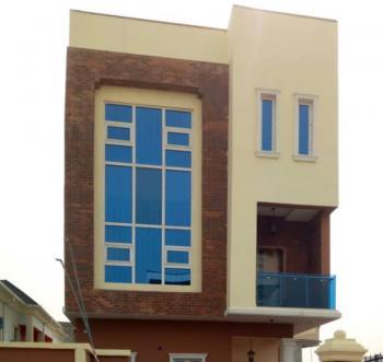 Newly Built 4 Bedroom Duplex, Akora Estate, Adeniyi Jones, Ikeja, Lagos, Detached Duplex for Sale