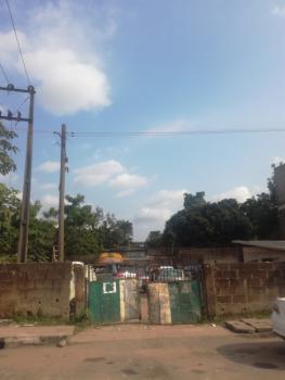 Fenced Bare Land, Olu Akerele Street, Adeniyi Jones, Ikeja, Lagos, Residential Land for Sale