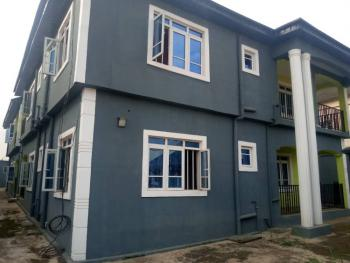 Newly Built 4 Units 3 Bedrooms Flat, Theo Ehizibue Street, Behind Gateway Sparklight Housing Estate, Magboro, Ogun, Flat for Rent