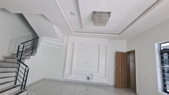 Exquisitely Built 4 Bedrooms Semi Detached Duplex with a Bq, Close to Oral Estate, Chevron 2nd Toll Gate, Ibeju Lekki, Lagos, Semi-detached Duplex for Sale