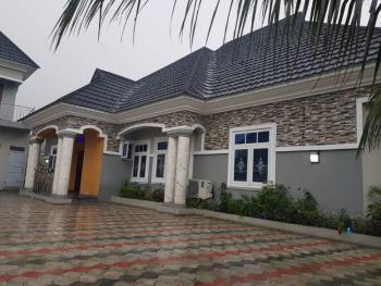 Luxurious Contemporary 5 Bedroom Bungalow, Akpajo, Woji, Port Harcourt, Rivers, Detached Bungalow for Sale