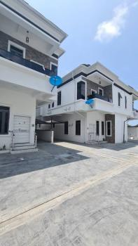 Beautifully Finished 4 Bedrooms Semi Detached Duplex with a Bq, Between Chevron & Vgc, Lekki Phase 2, Lekki, Lagos, Semi-detached Duplex for Sale