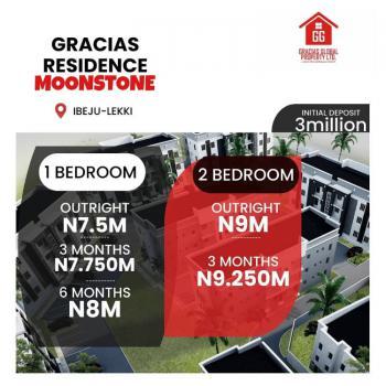 Gracias Residences (moonstone)., Ibeju Lekki, Lagos, Mini Flat for Sale