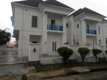 5 Bedrooms Semi Detached Duplex + Library, Crown Estate, Sangotedo, Ajah, Lagos, Semi-detached Duplex for Sale