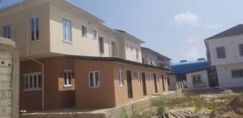 Brand New 4 Bedroom Duplex with 2 Rooms Bq, Awoyaya, Ibeju Lekki, Lagos, Semi-detached Duplex for Sale