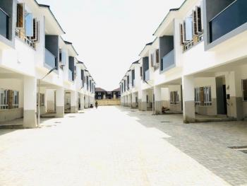 Luxury 4 Bedroom Terrace with Swimming Pool, Ikate, Lekki, Lagos, Terraced Duplex for Sale