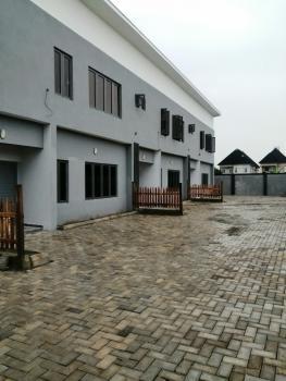 3 Bedrooms Luxury Duplex with a Bq, Lekki Peninsula Scheme 2, Off Abraham Adesanya Road, Ogombo, Ajah, Lagos, Terraced Duplex for Rent