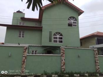 7 Bedrooms Duplex with Own Compound, Ajao Estate Airport Road, Ikeja, Lagos, Semi-detached Duplex for Sale