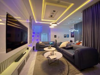 Furnish 4 Bedroom Duplex, Chevron, Lekki Expressway, Lekki, Lagos, House Short Let