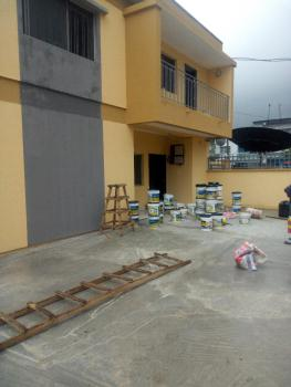 Luxury 4 Bedrooms Duplex with a Bq, Off Bode Thomas, Surulere, Lagos, Detached Duplex for Rent