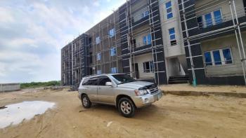 Exquisitely Semi Finished 3 Bedroom Apartment, Sangotedo, Ajah, Lagos, Flat for Sale