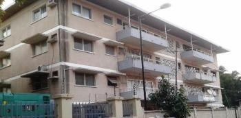 Corner-piece Commercial Block of 3 Bedroom Flats, Awolowo Road, Falomo, Ikoyi, Lagos, Office Space for Sale