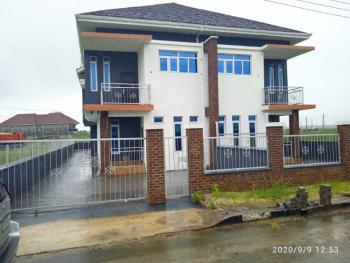 4 Bedroom Semi-detached Duplex with Bq, Sangotedo, Ajah, Lagos, Semi-detached Duplex for Sale