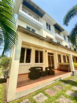 Nicely Built 4 Bedroom Terrace Duplex with a Bq;, Banana Island, Ikoyi, Lagos, Terraced Duplex for Sale