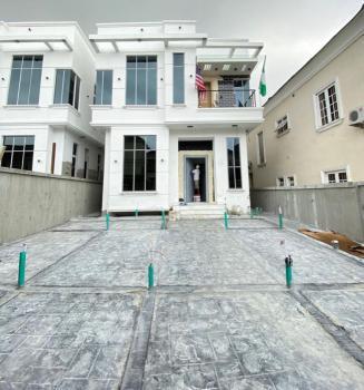 Newly Built 5 Bedroom Fully Detached Duplex with Bq., Osapa, Lekki, Lagos, Detached Duplex for Sale