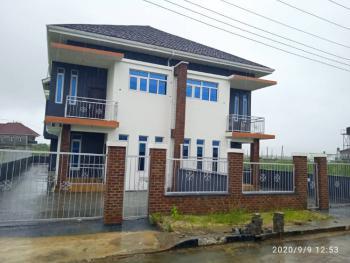 Luxury 4 Bedrooms All Ensuite with Bq, Sangotedo, Ajah, Lagos, Semi-detached Duplex for Sale