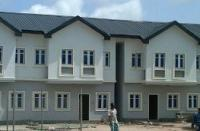 New 3 Bedroom Terrace House In A Mini Estate At Costain, , Surulere, Lagos, 3 Bedroom House For Sale