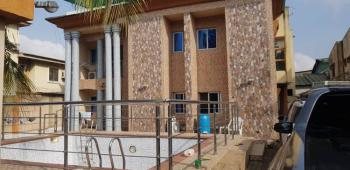 7 Bedroom Mansion + Pool in an Estate, Close to Airport, Ikeja, Lagos, Detached Duplex for Sale