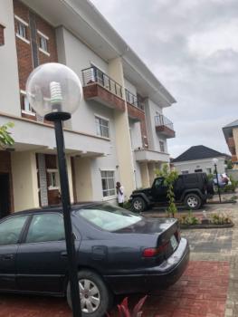 Exquisitely Built 4 Bedroom Duplex with Bq, Opposite Ikate Elegushi, Ilasan, Lekki, Lagos, Terraced Duplex for Sale