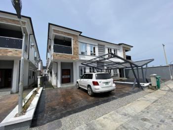 Luxury 4 Bedroom Semi Detached Duplex in a Serene Environment, Osapa, Lekki, Lagos, Semi-detached Duplex for Sale