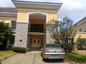Serviced 4 Bedrooms Semi Detached House + Bq, Gardens in an Estate, Maitama Extension, By The Express, Maitama District, Abuja, House for Rent