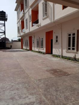 Lovely and New 4 Bedroom with Bq, Agungi, Lekki, Lagos, Terraced Duplex for Sale