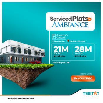 Ambiance, Abraham Adesanya, Ajiwe, Ajah, Lagos, Mixed-use Land for Sale