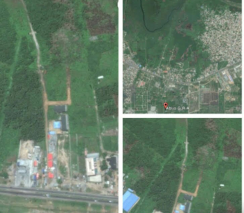 100 Plots of  of Land Within a Serviced Estate, Abijo, Lekki, Lagos, Residential Land for Sale