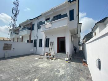 5 Bedroom Semi Detached with Bq, Idado, Lekki, Lagos, Semi-detached Duplex for Sale