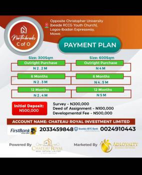 Dry Land, Evergreen Estate, Epe, Lagos, Residential Land for Sale